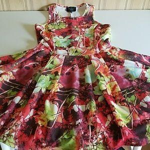 Romeo + Juliet Couture Summer Dress, M, USA made